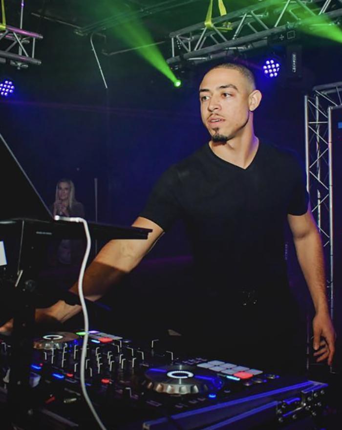 DJ NINO <br> ATLANTA — USA