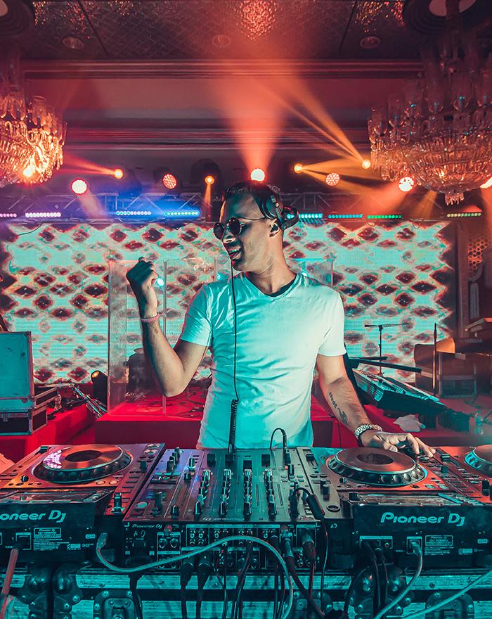 DJ (G) GANESH<BR>MUMBAI — INDIA