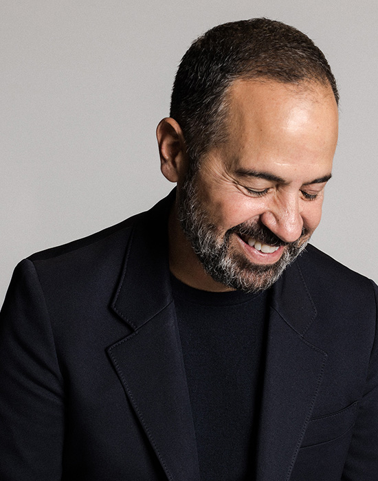 TOMMY FAZIO<br>NuOrder Fashion Director