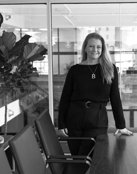 LISA BENSON<br>IMG Models, Vice President